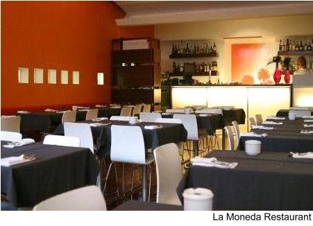 La Moneda Restaurant, Lisbon