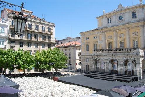 Teatro São Carlos, Lisbon
