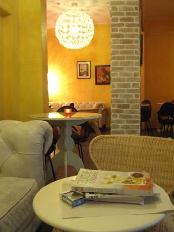 Le Marais Cafe-Bar, Lisbon