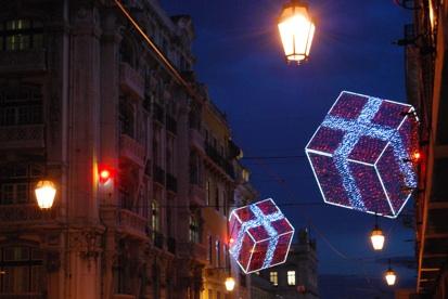 Christmas in Lisbon