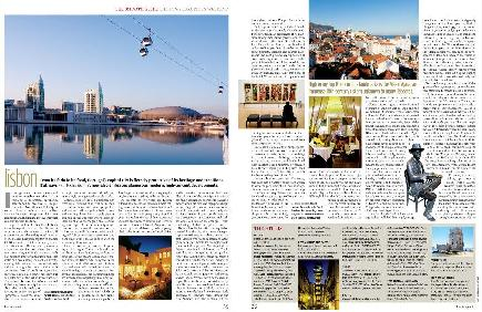 Lisbon on the Financial Times