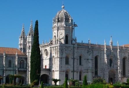 Jeronimos Monastery
