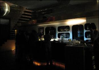 Lisbon Nightlife -- 'Estado Liquido' Bar