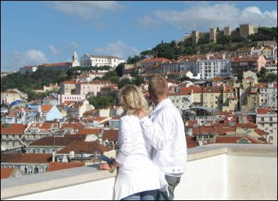 Lisbon for Valentine's Day