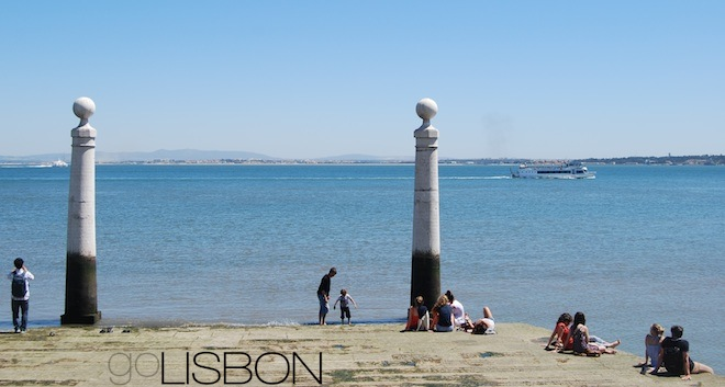 Lisbon waterfront