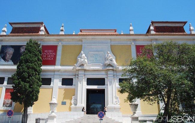 ANCIENT ART MUSEUM (Museu de Arte Antiga), Lisbon