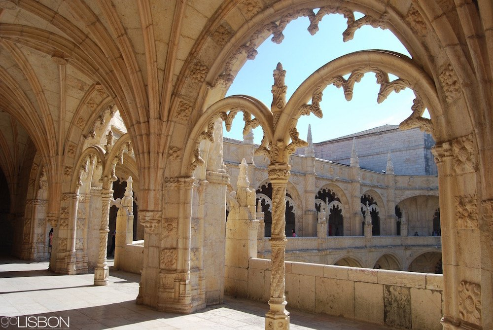JERONIMOS MONASTERY (Mosteiro dos Jeronimos), Lisbon