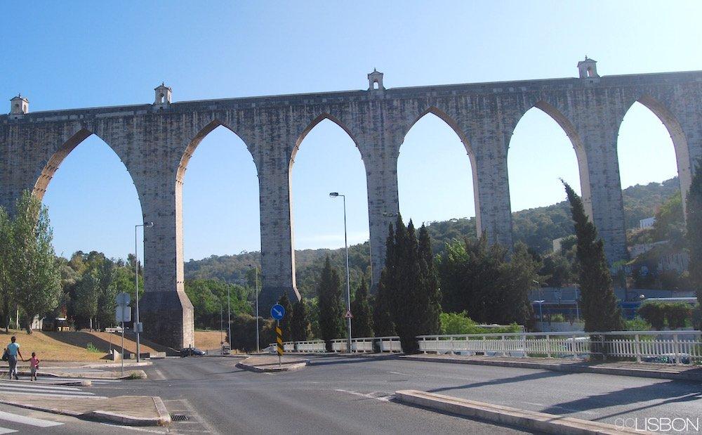 Aqueduct Amp Water Museum Aqueduto Das Aguas Livres Amp Museu