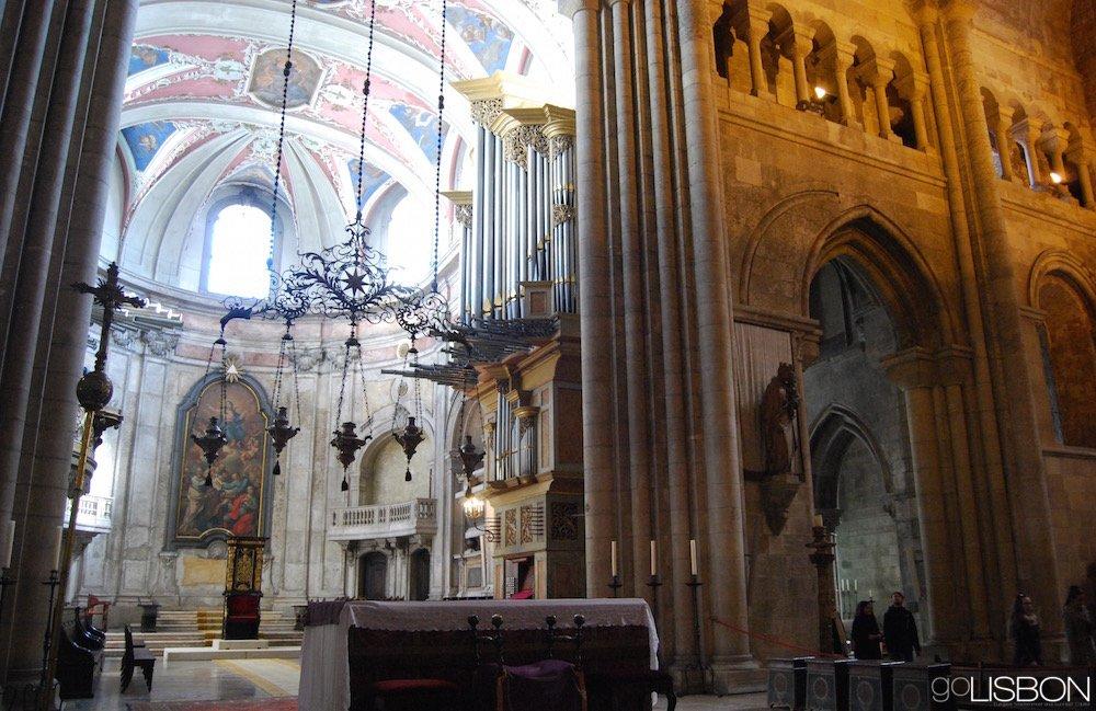 lisbon cathedral sé de lisboa lisbon