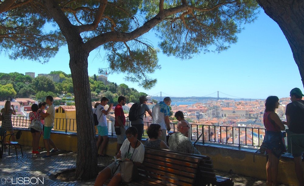 Miradouro Da Graça Miradouro Da Nossa Senhora Do Monte Lisbon