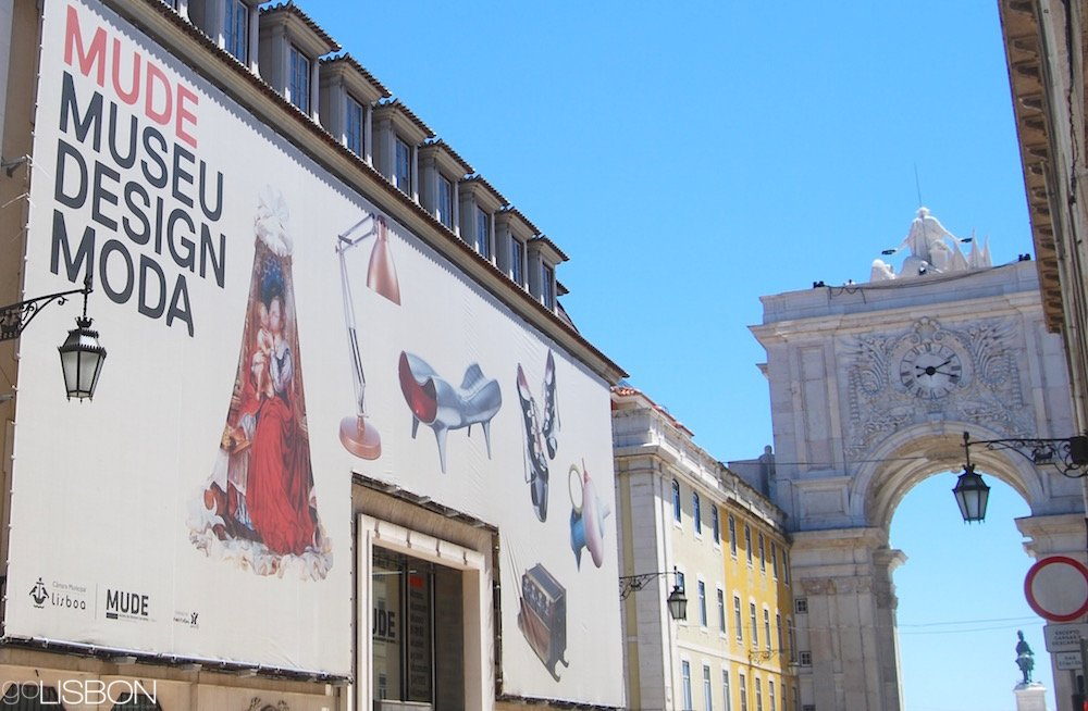 MuDe - Design and Fashion Museum, Lisbon