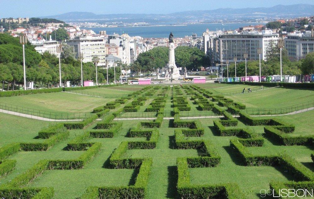 Edward VII Park (PARQUE EDUARDO VII), Lisbon