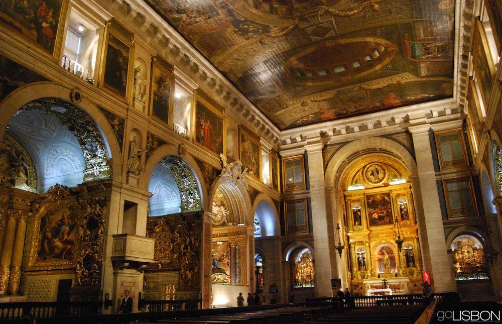 Worlds Most Expensive Car >> SÃO ROQUE CHURCH & MUSEUM (Igreja de São Roque e Museu ...