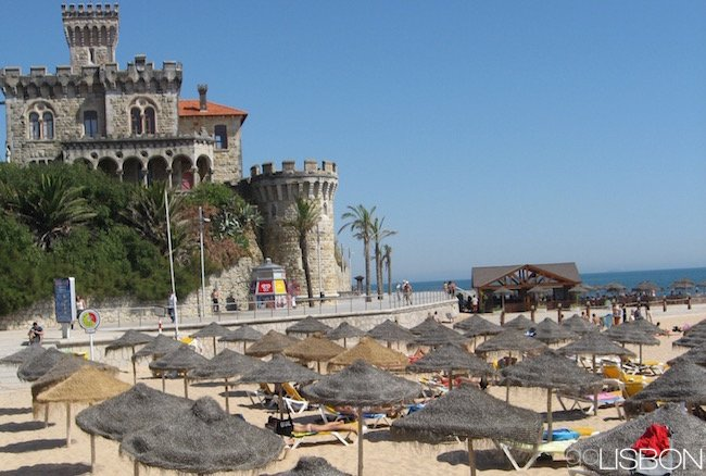 Tamariz Beach, Estoril