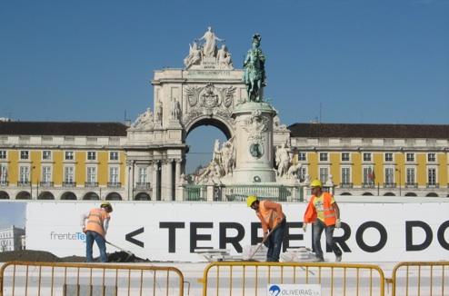 Lisbon in 2010