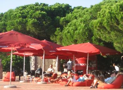 Lounge Castelo de São Jorge