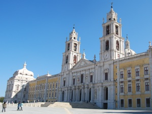 Portugal - Mafra Palace