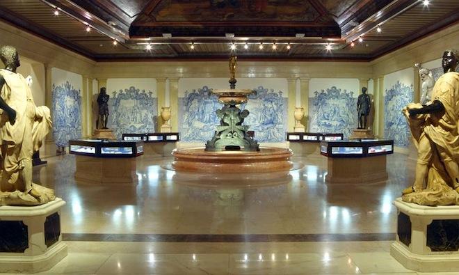 Medeiros e Almeida Museum, Lisbon