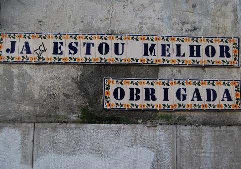 Message, Lisbon