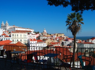 Top 10 Lisbon Experiences - #4 - Contemplate a Fabulous View