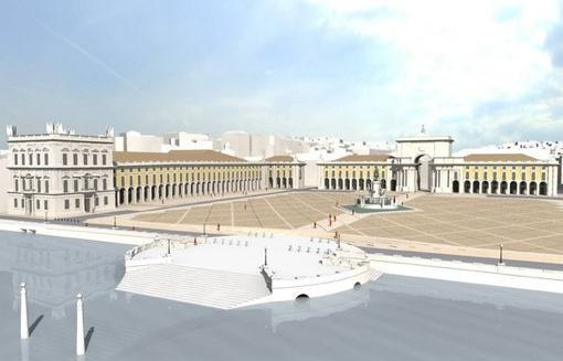 Comercio Square in the future
