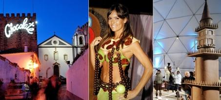 Obidos Chocolate Festival