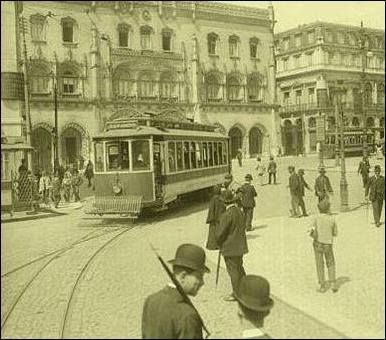 Lisbon in the 1930s