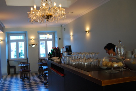 Café Orpheu, Lisbon