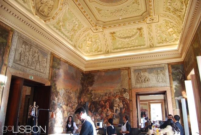 Palácio Chiado, Lisbon