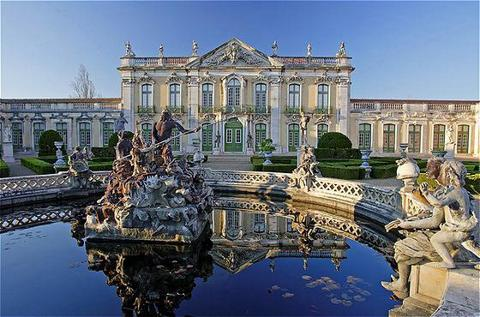 Palace of Queluz, Portugal