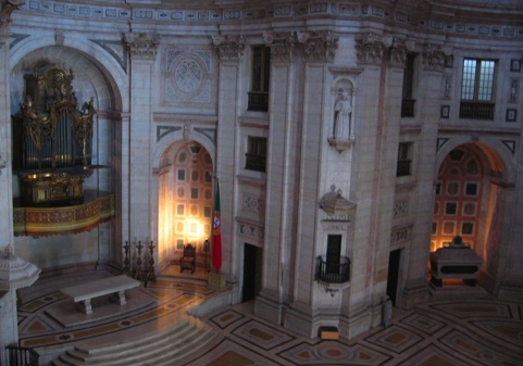 National Pantheon, Lisbon