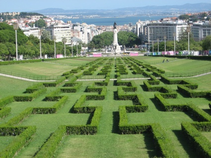 Parque Eduardo VII, Lisbon