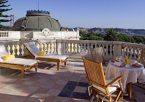 Pestana Palace Hotel, Lisbon