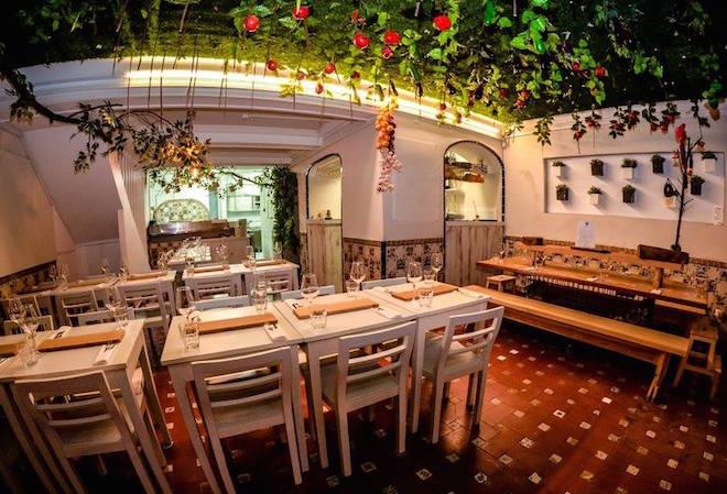 Pizzaria do Bairro, Lisbon
