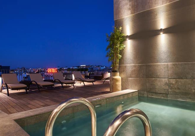 Go lisbon blog principe real for Lisbon boutique hotel swimming pool
