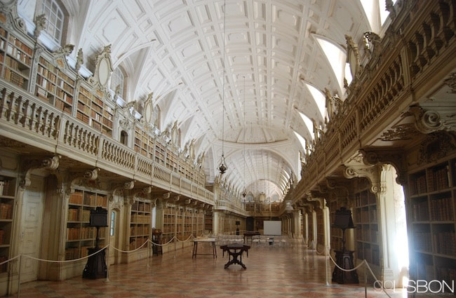Mafra Library, Portugal
