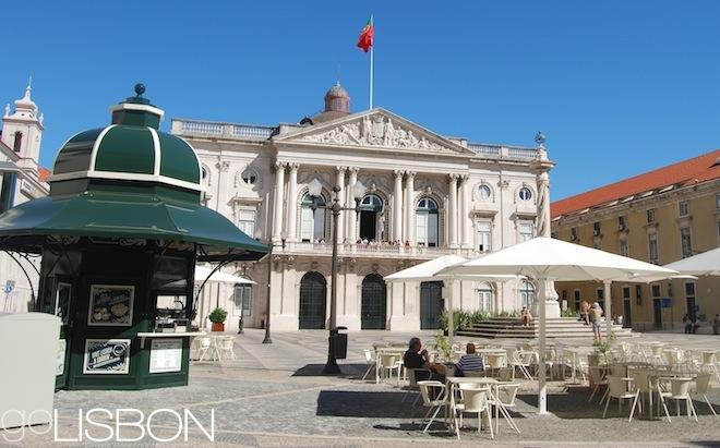 Praça do Município, Lisbon