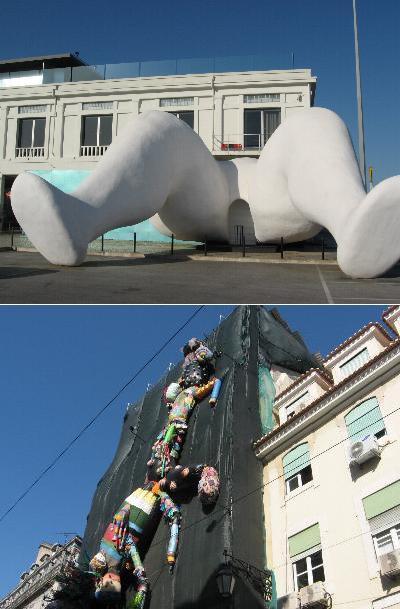 Public art in Lisbon