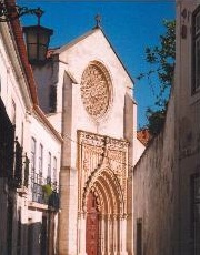 Graça Church in Santarem
