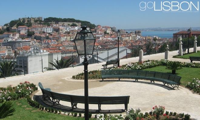 Miradouro de São Pedro de Alcântara, Lisbon