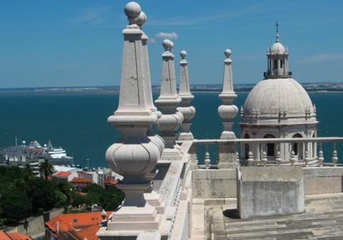Mosteiro de São Vicente de Fora, Lisbon