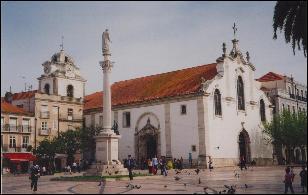 Setubal & Palmela -  Bocage Square