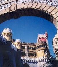 AROUND LISBON - Sintra's Pena Palace