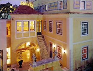 Solar do Castelo Hotel, Lisbon