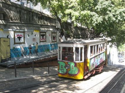 Lisbon Street Art Gallery