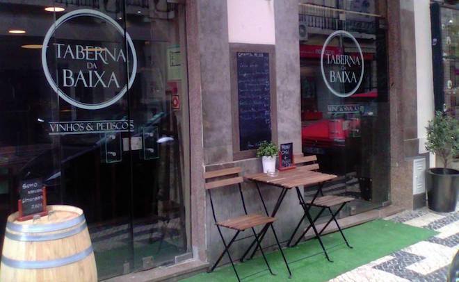 Taberna da Baixa, Lisbon