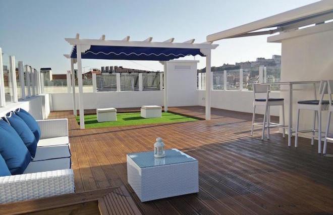 Terrace Suites, Lisbon