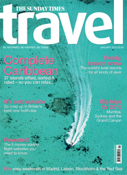 The Sunday Times Travel magazine