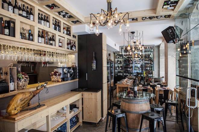 The Wine Cellar, Lisbon