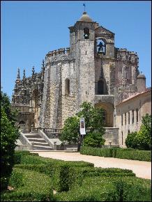 Tomar Castle-Convent